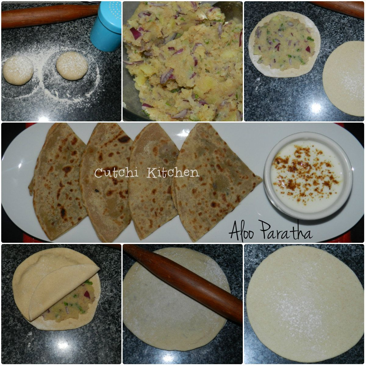 Step by step instructions to make a fool proof stuffed aloo paratha step by step instructions to make a fool proof stuffed aloo paratha indian recipeslunch forumfinder Image collections