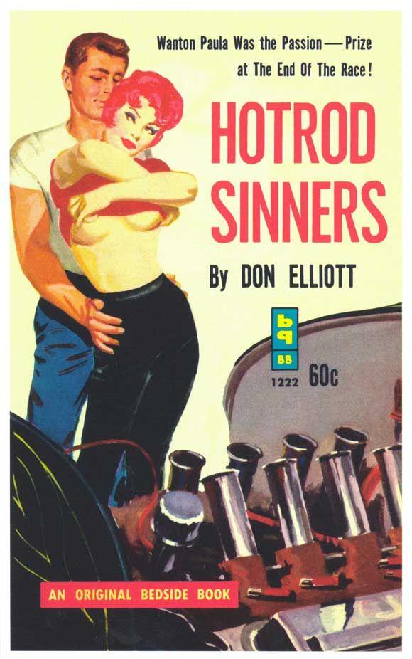 pinterest.com/fra411 #pulp hot-rod-sinners-movie-poster-9999 ...