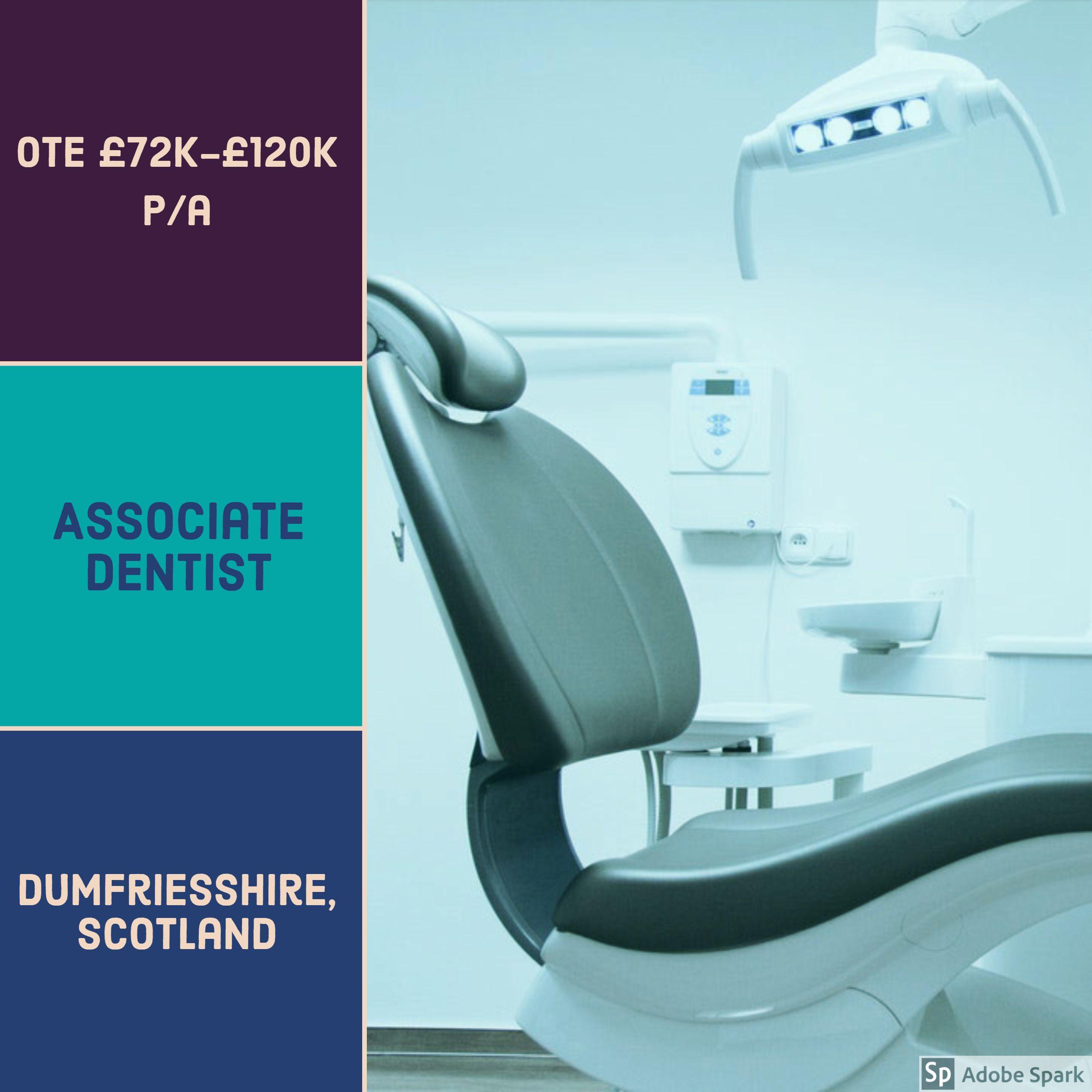 Associate dentist vacancy in scotland medical jobs
