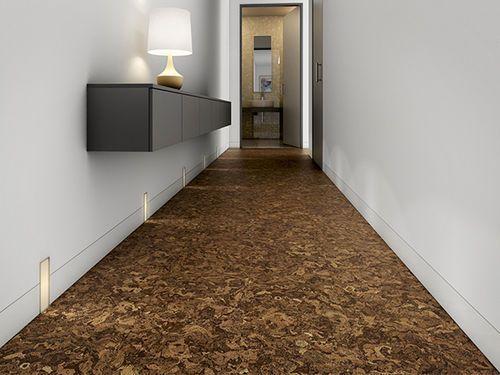 rev tement de sol en li ge naturel lisse aspect li ge anti bruit divina rev tement de. Black Bedroom Furniture Sets. Home Design Ideas