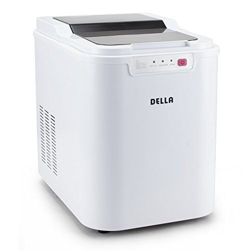 Della C Ice Maker Electric Machine Countertop Cube Size Ea Https