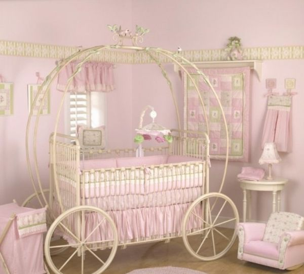 20 Luxury Baby Cot Designs And Exquisite Nursery Rooms Interiors Baby Girl Room Cribs Baby Cribs