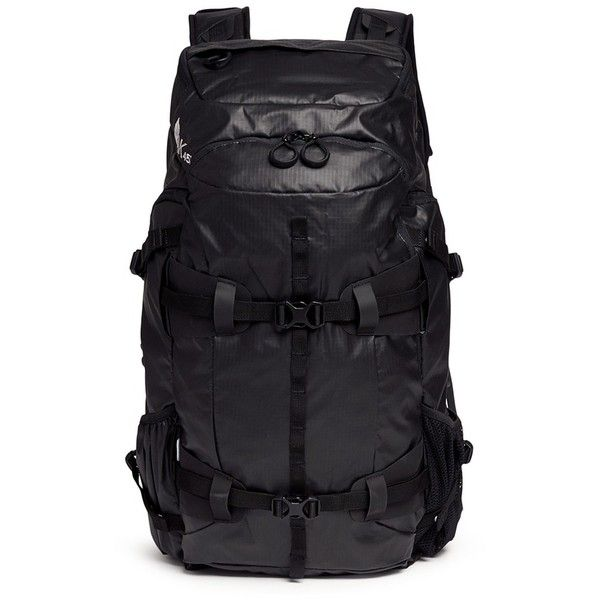 Burton Waterproof snowboard backpack ($350) ❤ liked on Polyvore ...