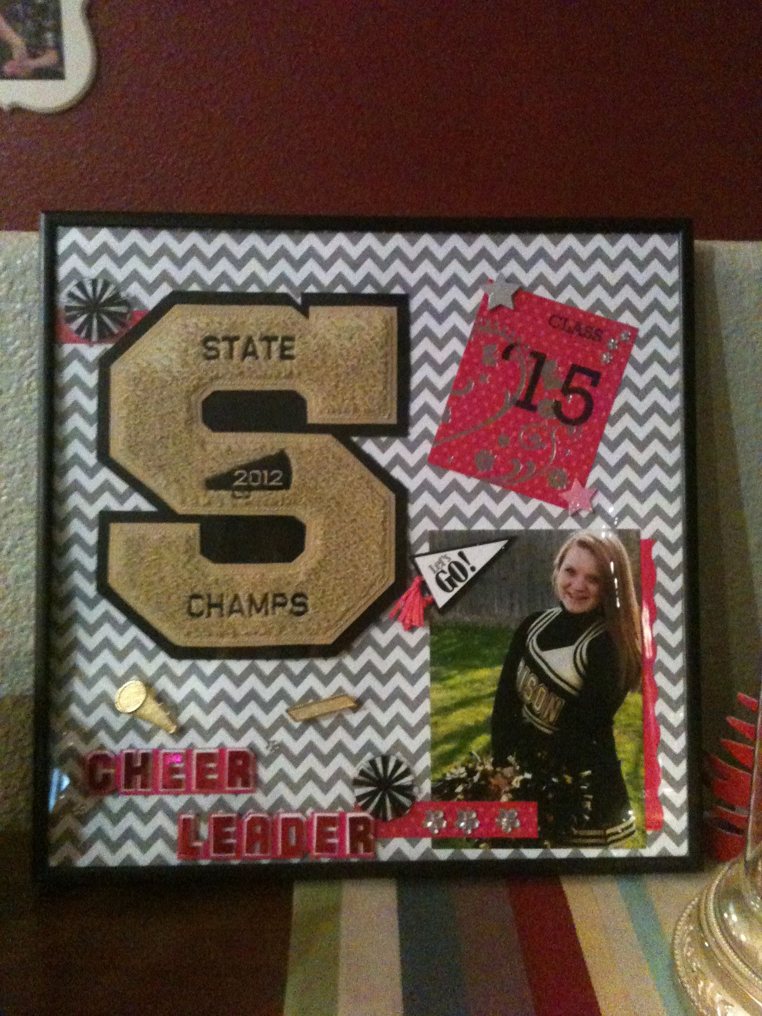 How to Get a Varsity Letter forecast