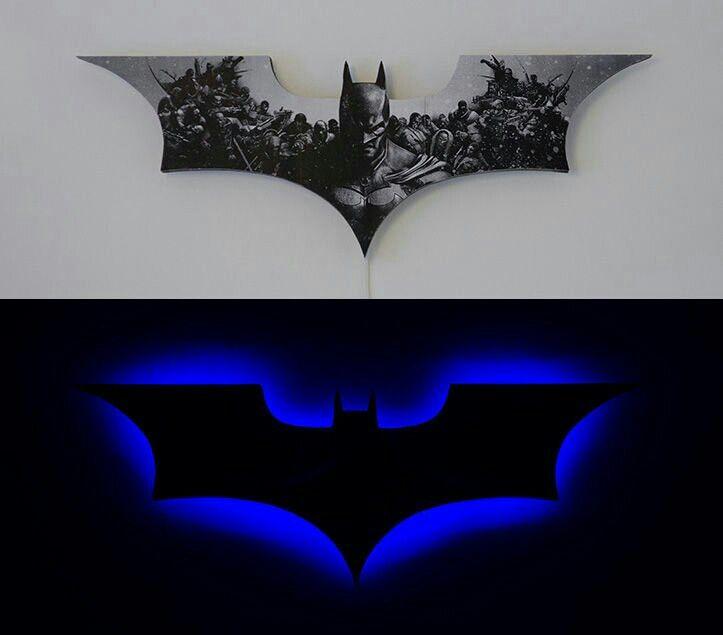 Sweet 3d en 2019 chambre de batman d coration chambre gar on et chambre super heros - Deco chambre super heros ...