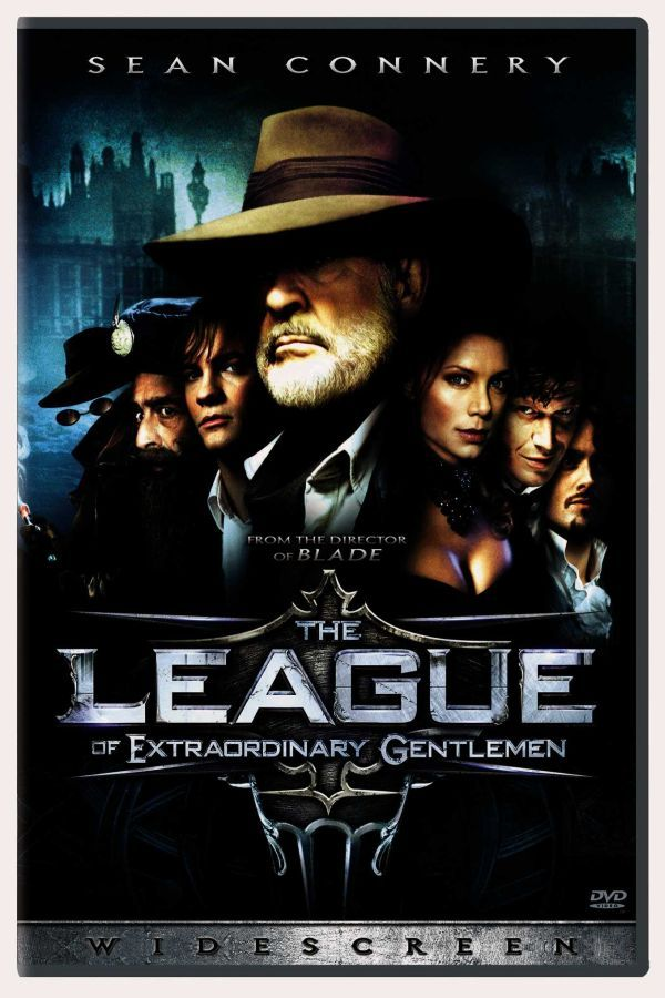 The League Of Extraordinary Gentlemen 2003 Movies Gentleman Movie Extraordinary Gentlemen League Of Extraordinary Gentlemen