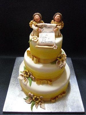 torta prima comunione thun , Cerca con Google