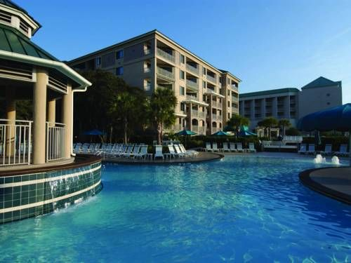 Marriott S Barony Beach Club Hilton Head South Carolina Located Along The On Island This Elegant Property Features An