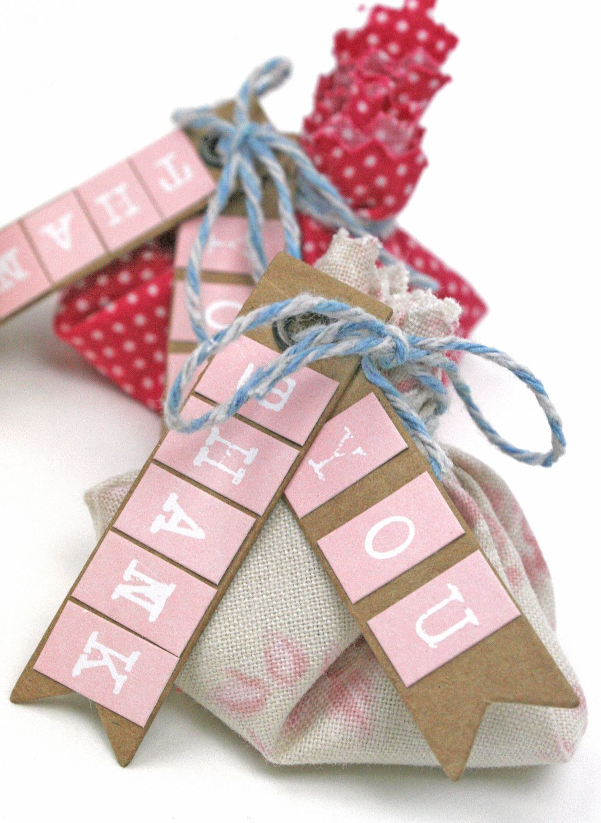 How to Make Floral Seed Bag Favours | Wedding Favours by vickie ...