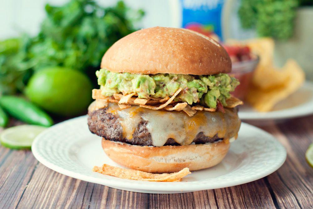 hamburger signature au guacamole - 1000×669