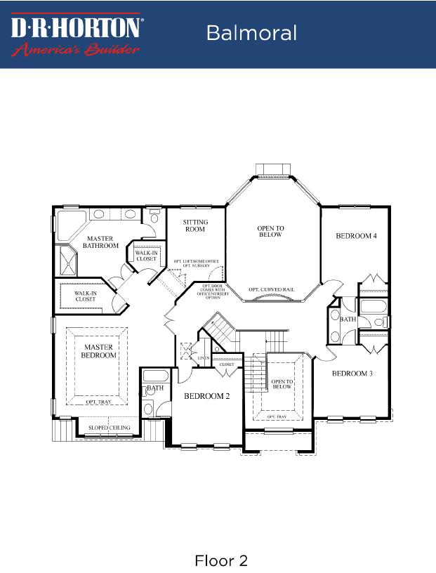 Lovely Floor Plan In D R Horton S Pond Hill Estates Community In Bernards Township New Jersey New Jersey Horton Homes Jersey