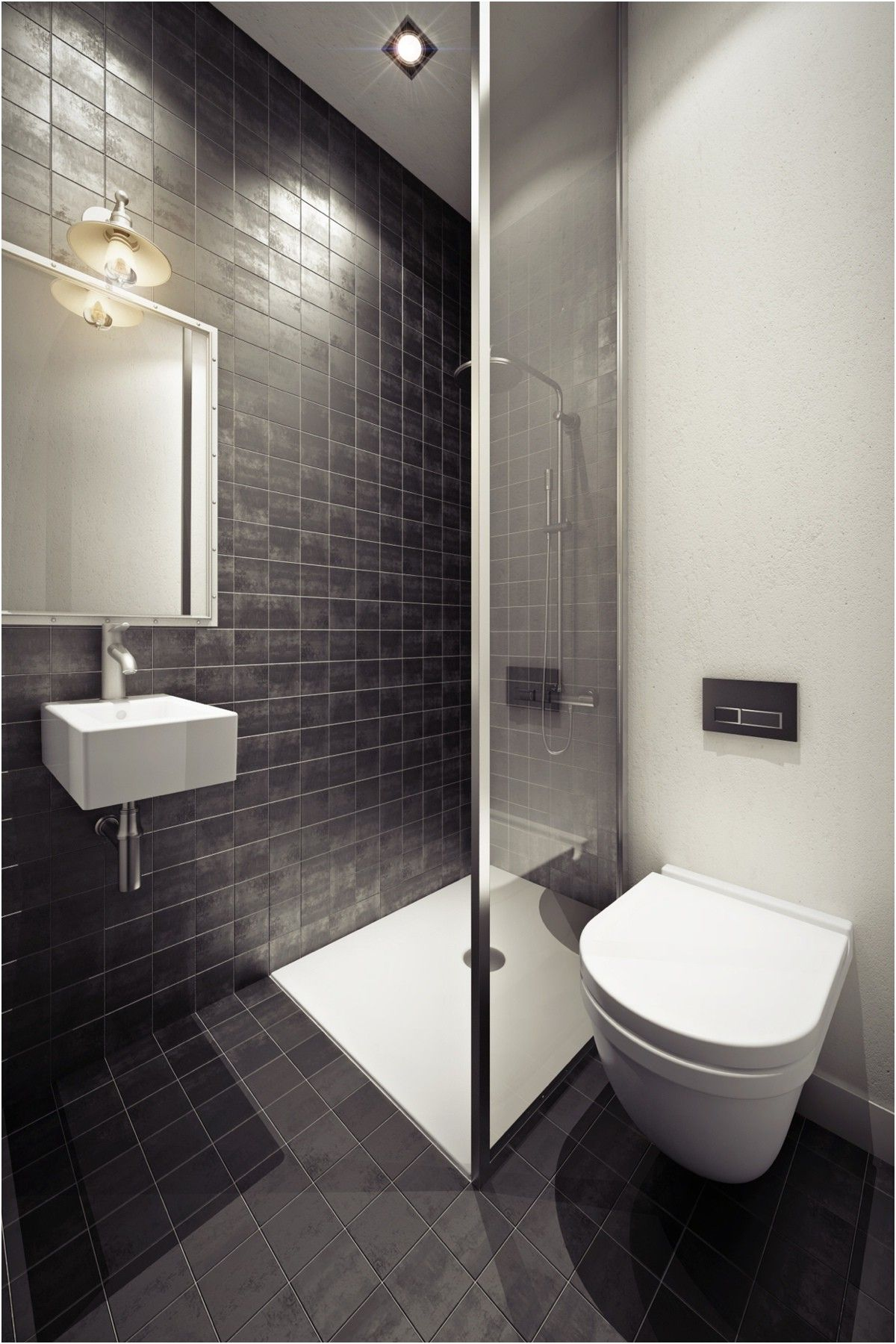 28 Small Square Bathroom Layout Small Bathroom Layout