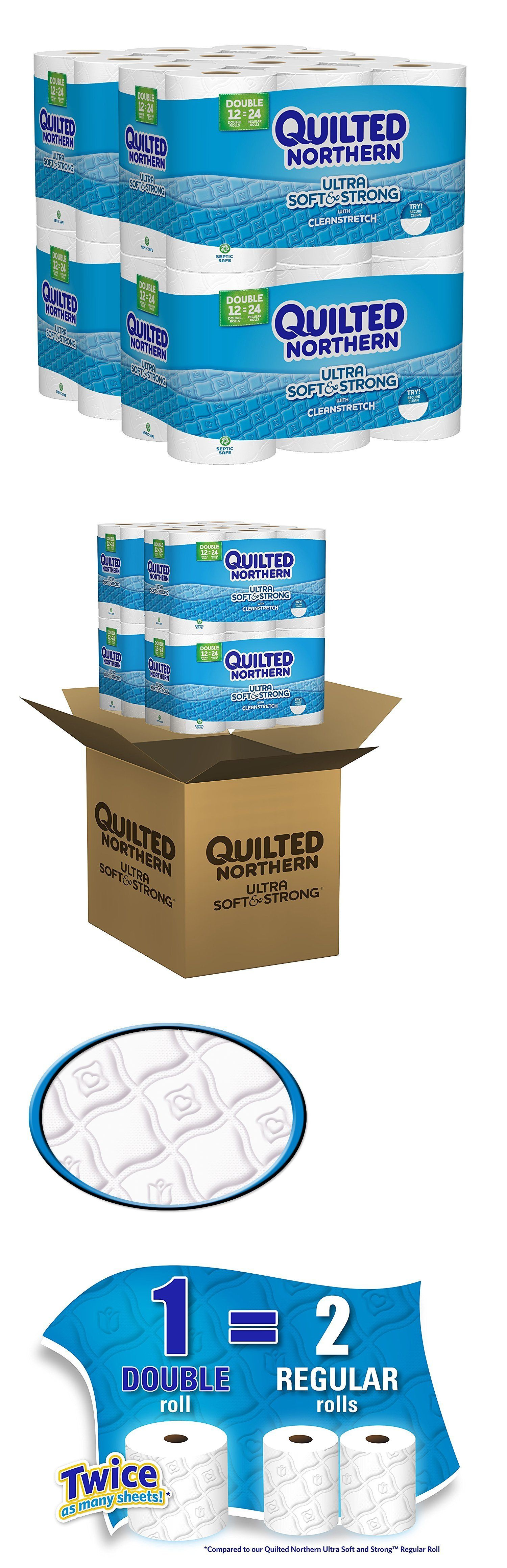 Toilet Paper 179204 Quilted Northern Ultra Soft And Strong Bath