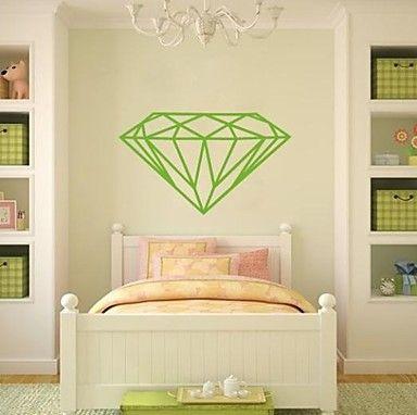 jiubai ™ diamantväggen klistermärke väggdekal – SEK Kr. 189