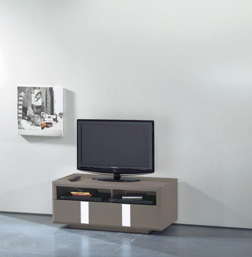 s jour horizon meuble tv 1 tiroir 1 niche largeur. Black Bedroom Furniture Sets. Home Design Ideas