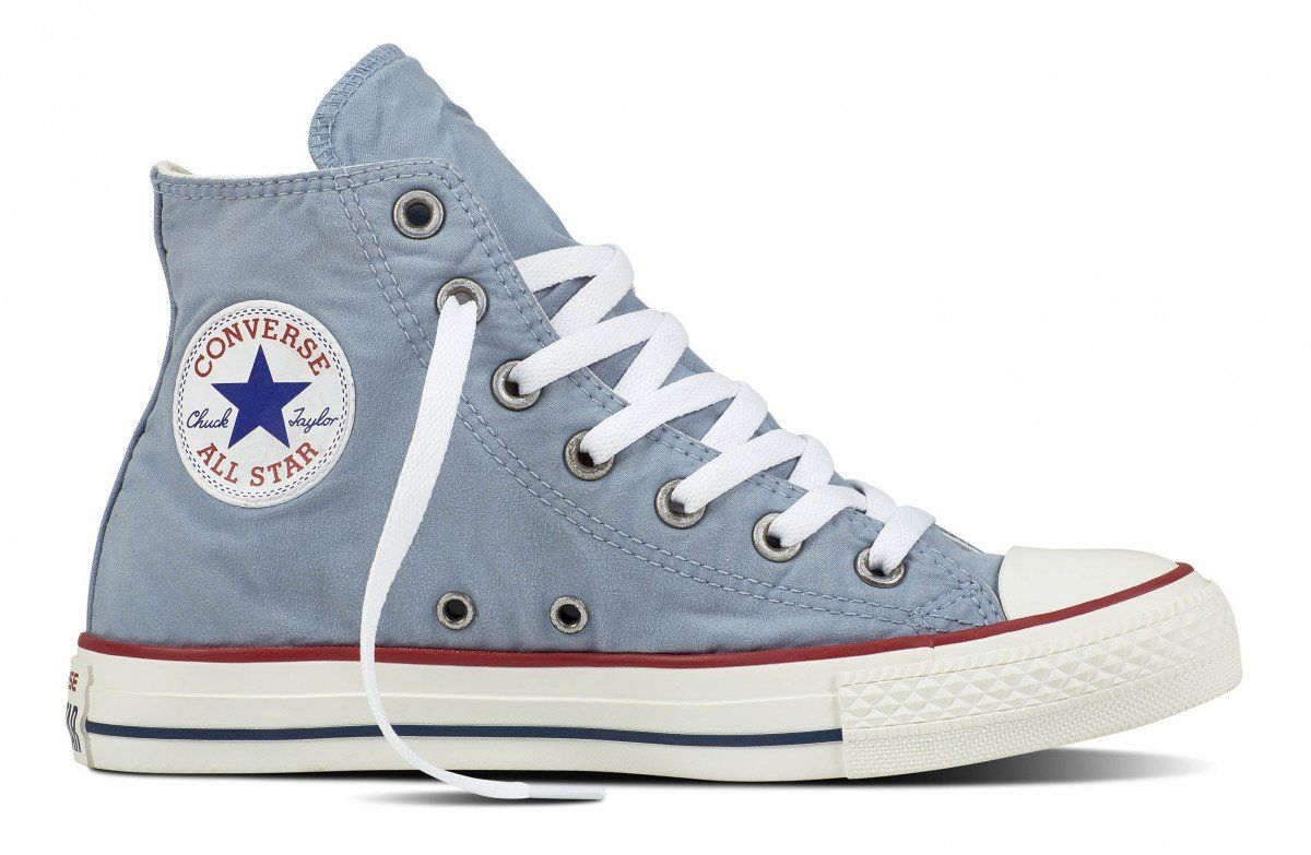 a8a885b7d06e Converse Chuck Taylor All Star Hi Top Ombre Wash Blue Slate Garnet White