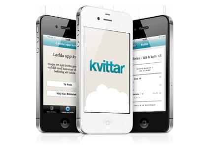 Kvittar - Digitala kvitton - kvittot på nätet » Kvittar