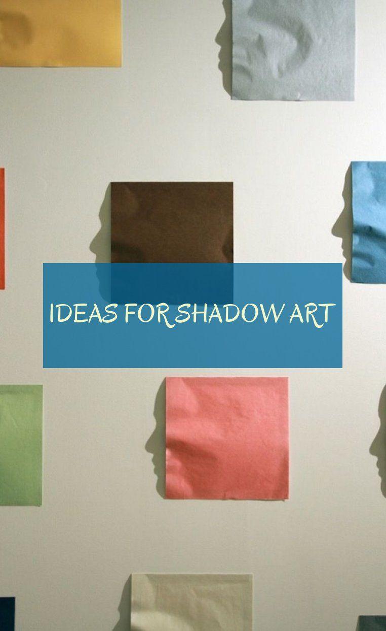 ideas for shadow art