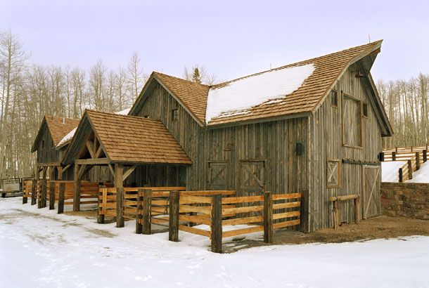 Could easily be converted into a barn/home, and I would love to live in it with my ponies!