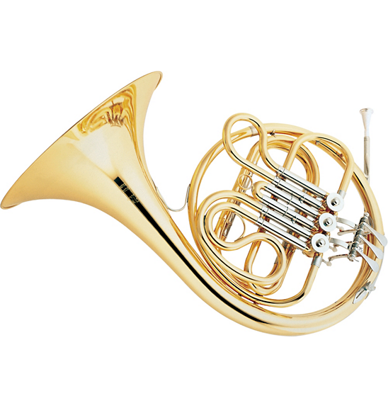 Jupiter 752l Series Single French Horn Circle Music Center French Horn Brass Instrument Horns