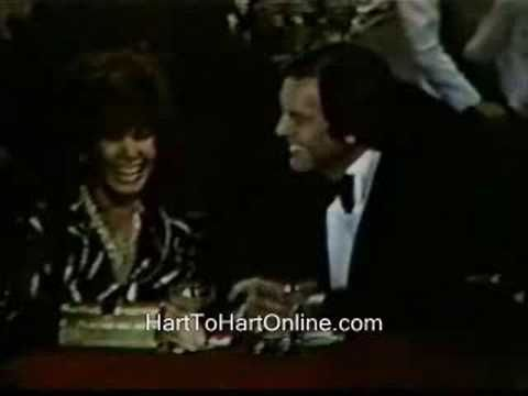 Fun On The Set Of Hart To Hart Youtube Bloopers Romantic Couples Hart
