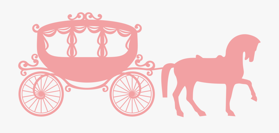 Pin By Laramie Gill On Party Ideas Horse And Buggy Horse Cartoon Cinderella Crafts