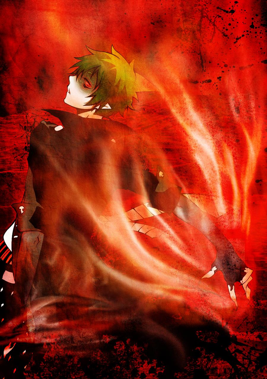 Amaimon: The Earth King by razephyr on DeviantArt