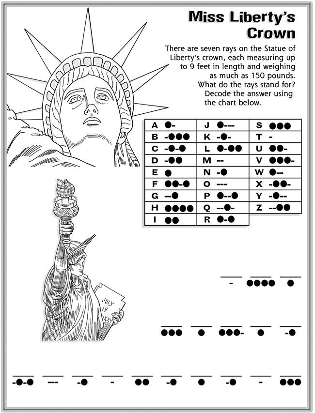Welcome to Dover Publications: U.S.A. Secret Code Puzzles