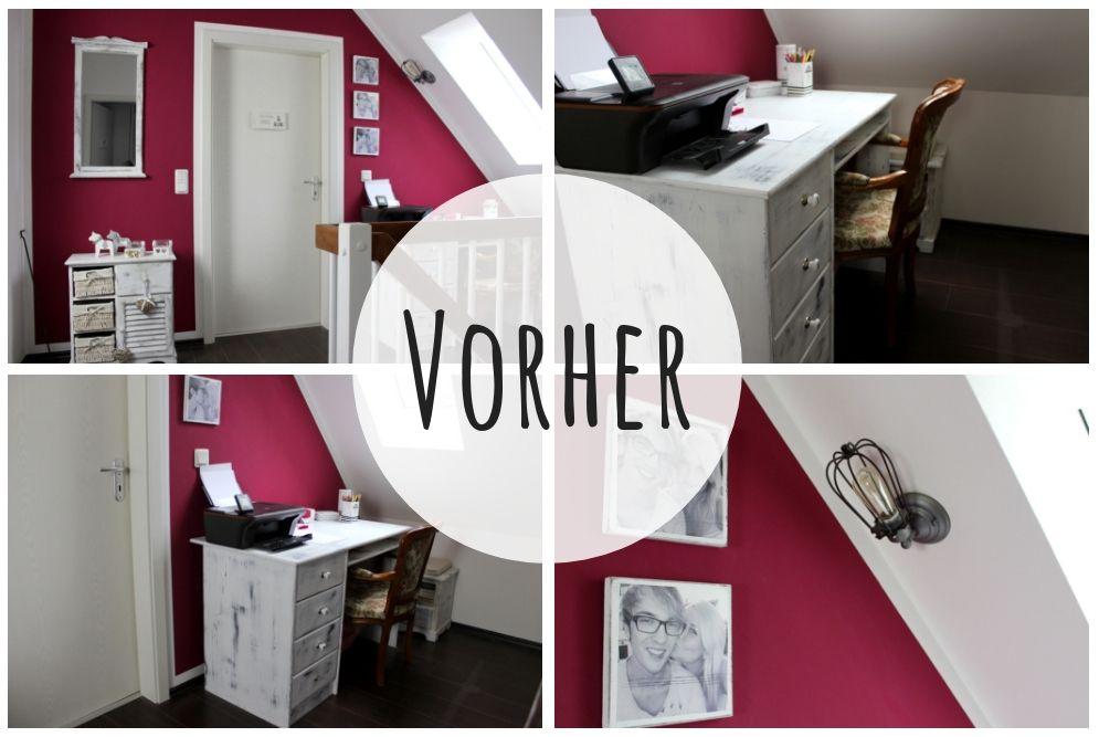 Diy Flur Make Over Inklusive Vorher Nachher Streich Tipps Wohnungsrenovierungen Wohnung Renovierung Und Schoner Wohnen Farbe