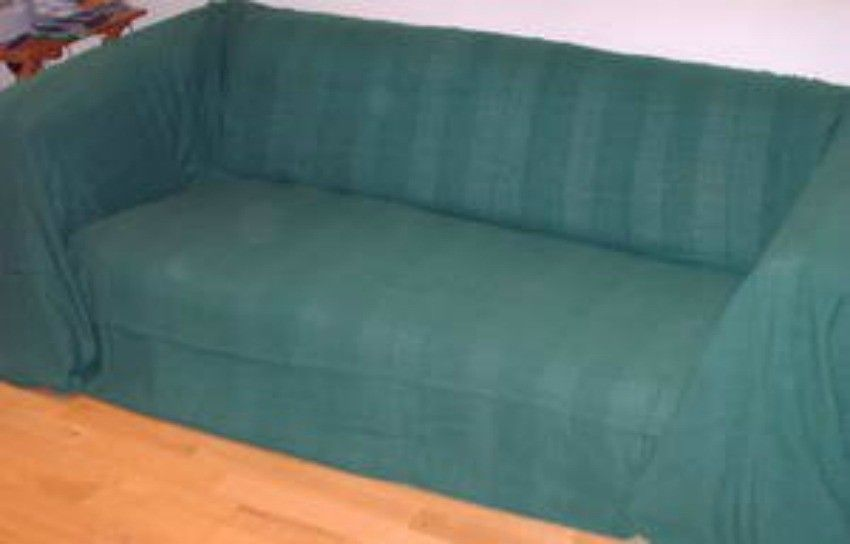 Dark Green Giant 3 or 4 Seater Sofa Throw 250x350 cm SPECIAL