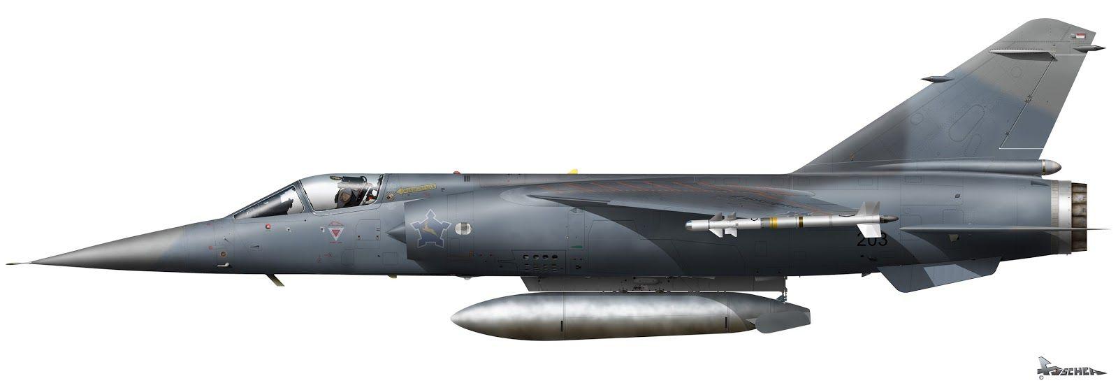 Dassault Mirage F1 CZ