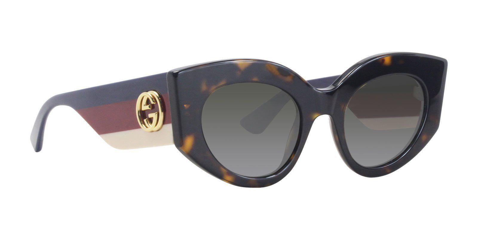 f8e348f39b7 Gucci - GG0275S 002-sunglasses-Designer Eyes