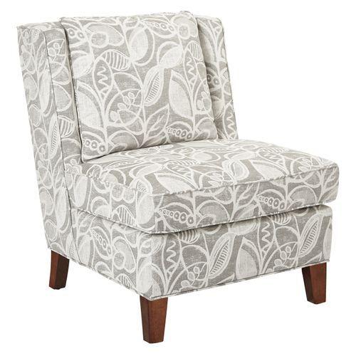 Marseilles Gray Chair Accent Chairs Furniture Chair