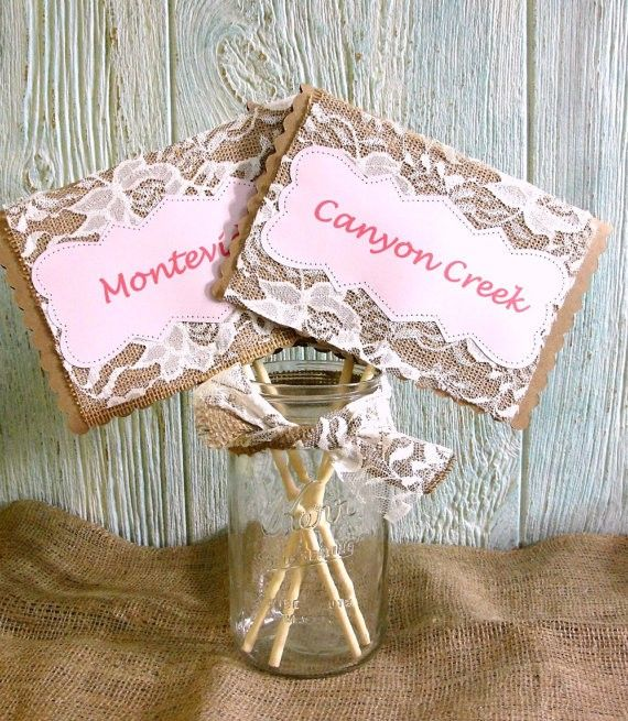 Wedding Table Name Cards Place Beach Card Holder Loveitsomuch