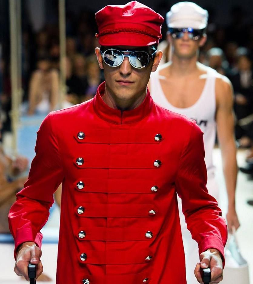 Fashion & Lifestyle: MYKITA Sunglasses for Moncler Gamme Rouge... Spring 2013 Womenswear