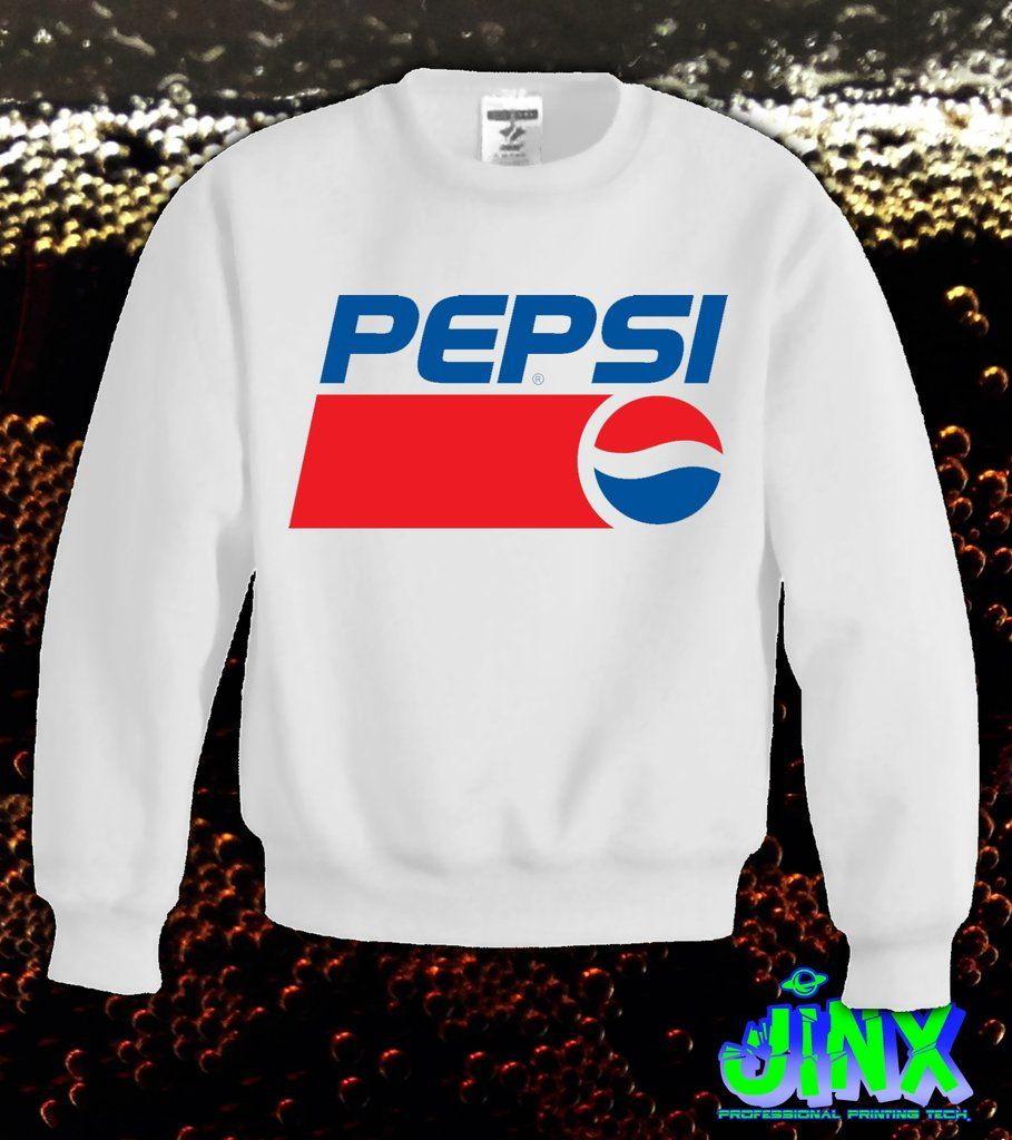 $199.00 Sudadera o Sueter Pepsi Logo Clasico - Comprar en Jinx