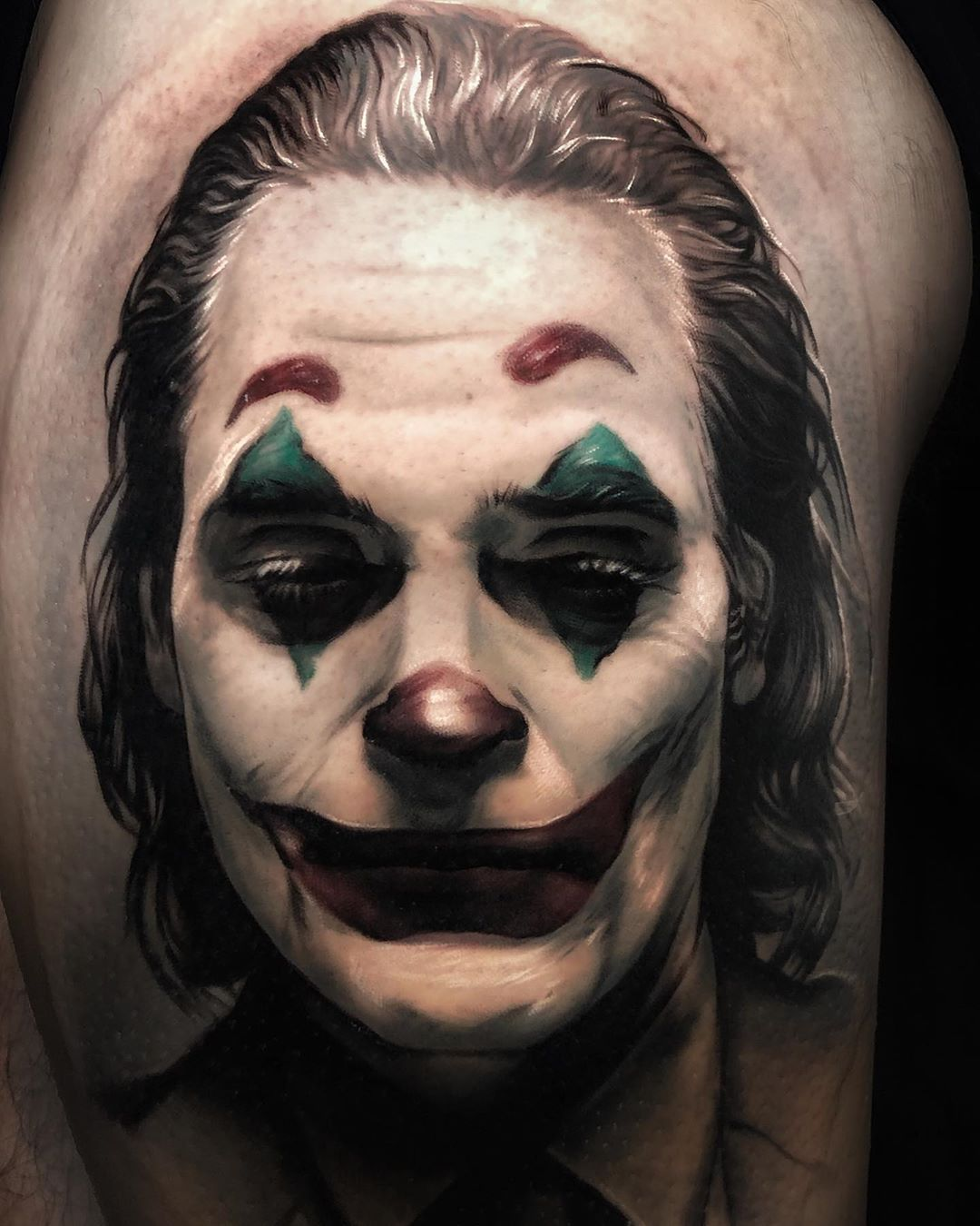 33 Cool Joker Tattoos That You Will Love Joker