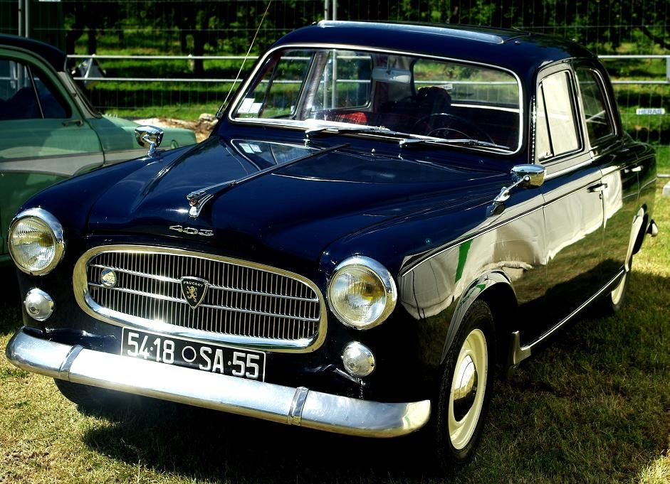 Top Old French cars: Peugeot Vieilles voitures francaises: Peugeot  ML93