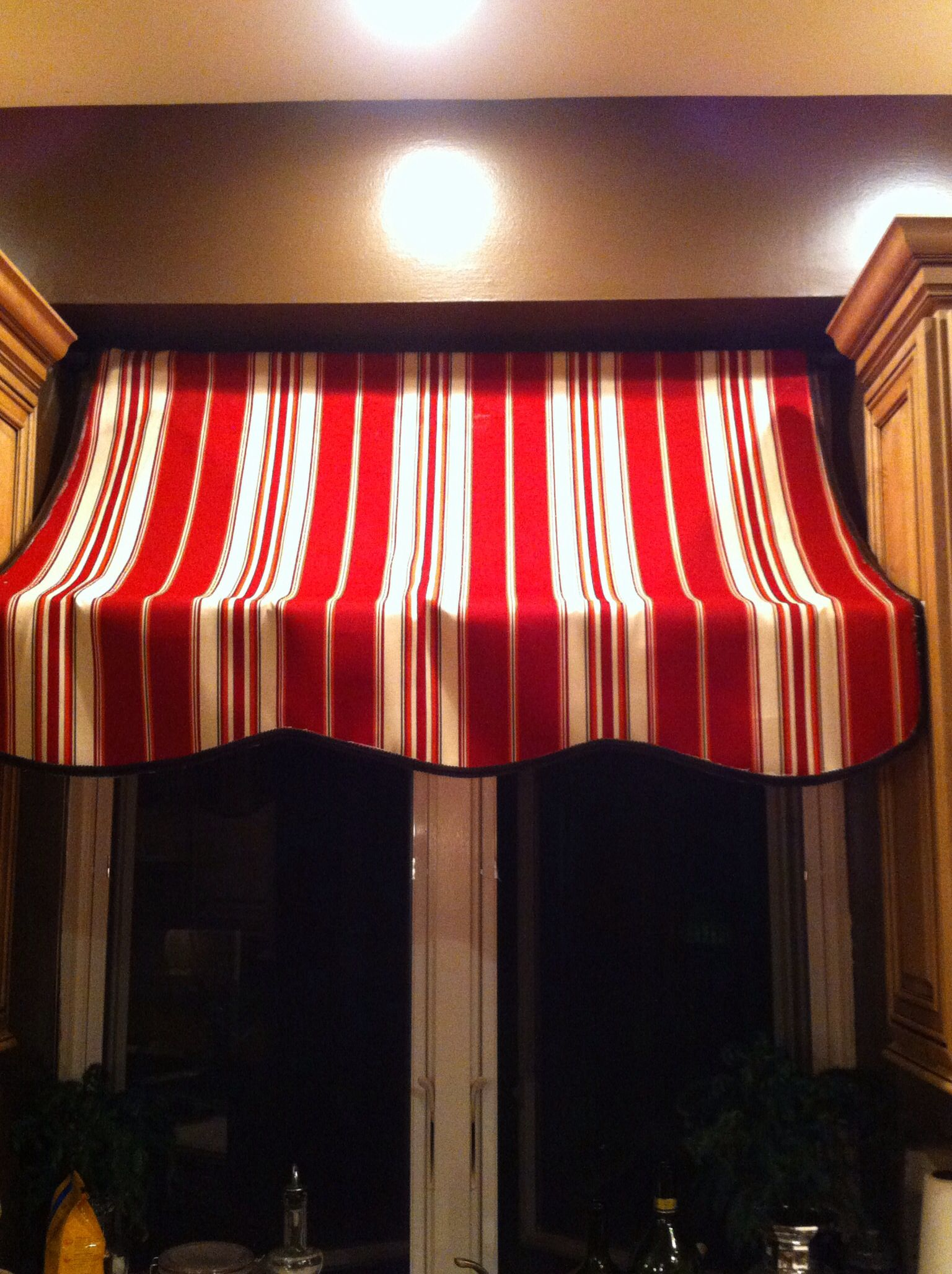 My Italian Cafe Kitchen Curtain Made For 13 From Joanne
