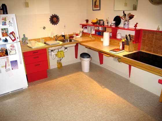 Accessible Kitchen Sam Clark Design   Kitchens For Foodies. #vermont # Kitchendesign #samclarkdesign