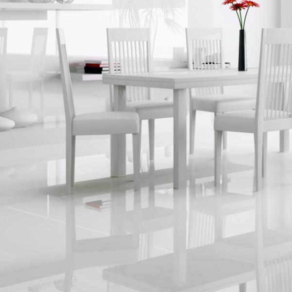 Falquon Flooring High Gloss Flat Edge White Laminate Flooring C500 Pisos Decoracion De Unas Dibujos De Mazinger Z