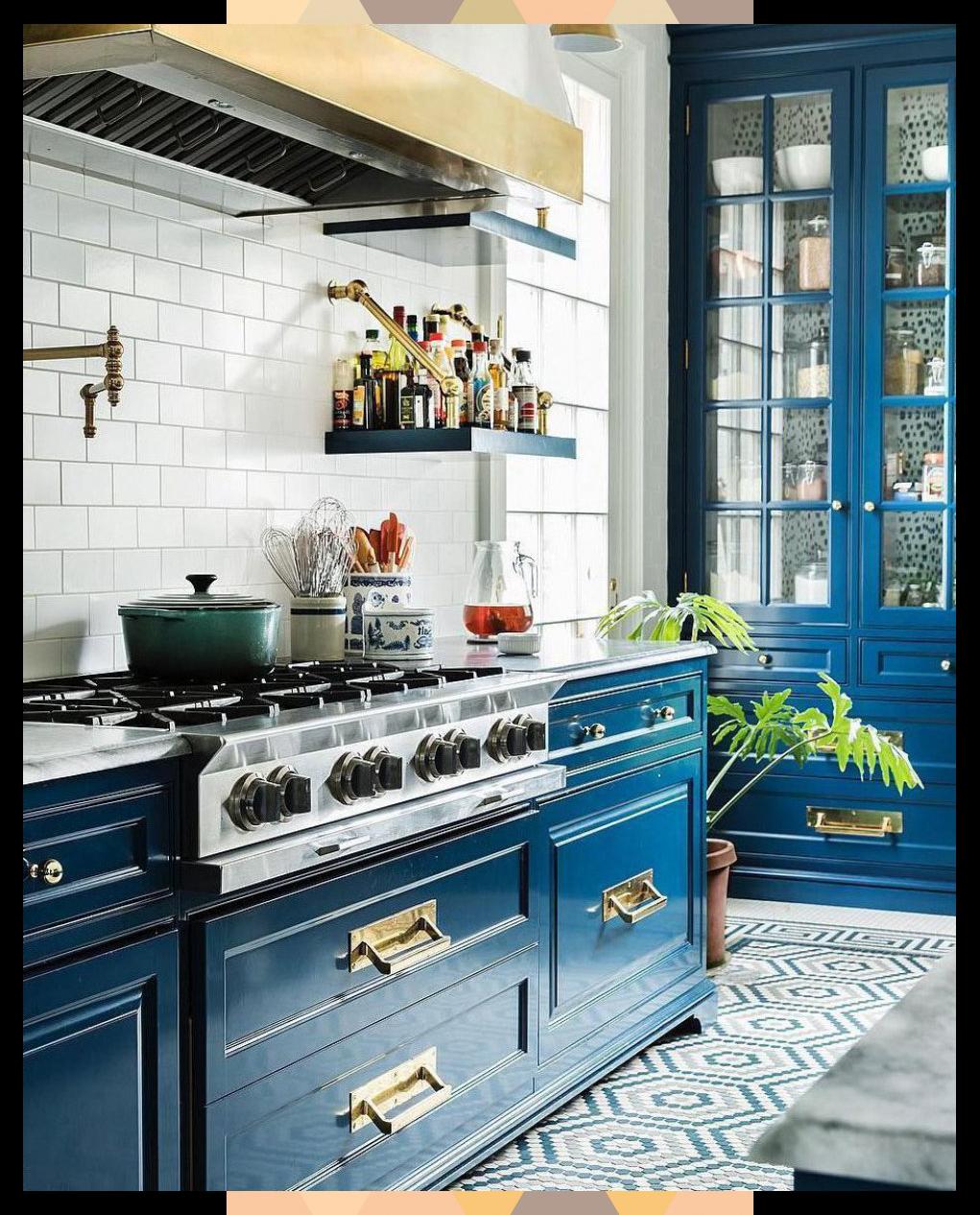 44 Stunning Farmhouse Kitchen Cabinet Ideas   ROUNDECOR ...