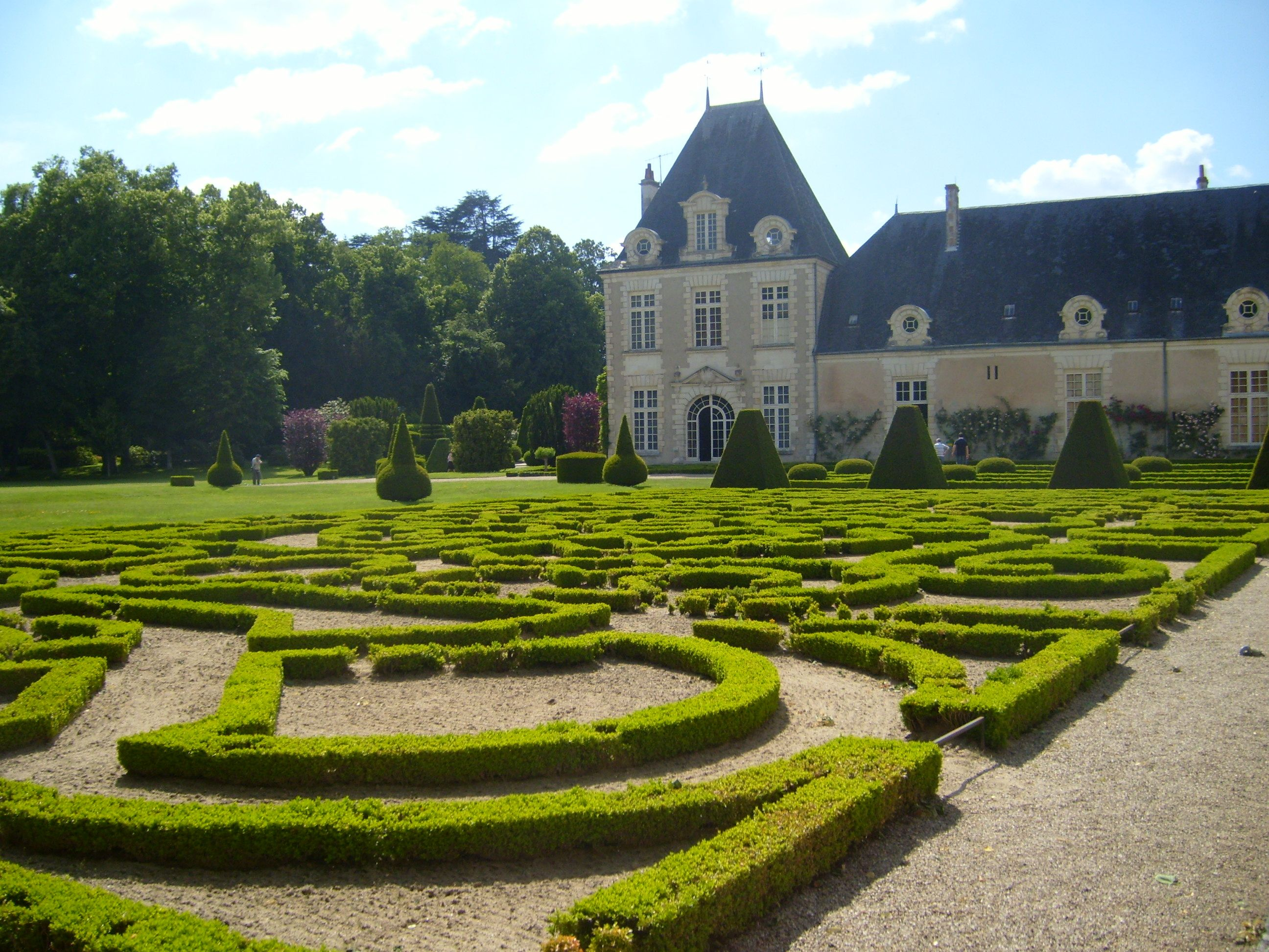 17 Best 1000 images about French style garden on Pinterest Gardens