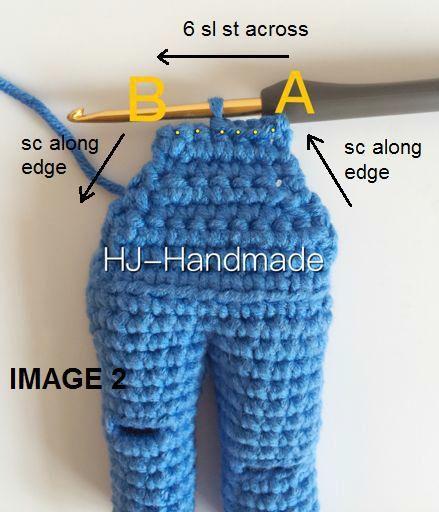 Este patrón de muñeca de crochet es uno de los patrones que me ...