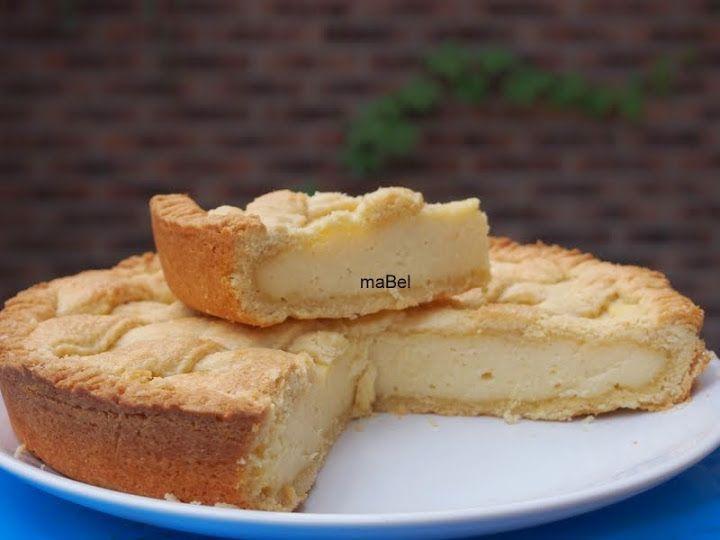 Pasta frola de semola - Torta di semolino ~ Pasteles de colores