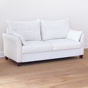 Different Couches $230.00 luxe sofa from world market. (slip covers available in