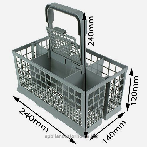 First4spares Universal Dishwasher Cutlery Silverware Basket Holder