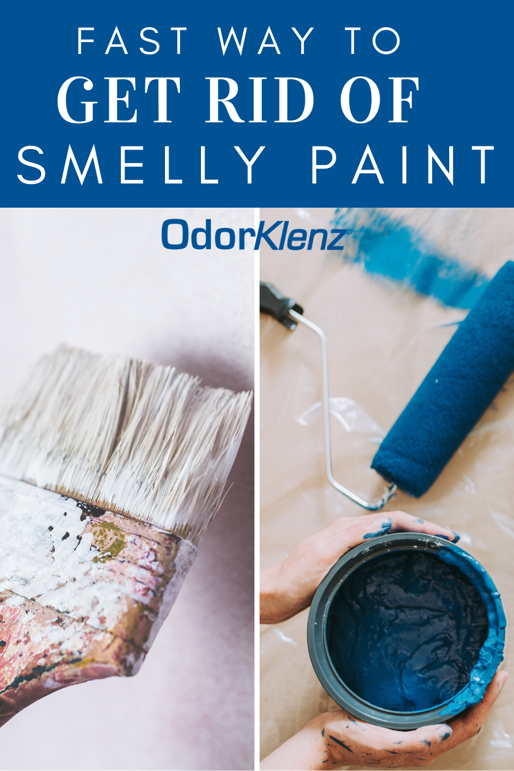 Paint Smell Can Linger For A Long Time In A House And Can Be Very Dangerous To One S Health In This Article Learn How To Get Rid Of S In 2020 With
