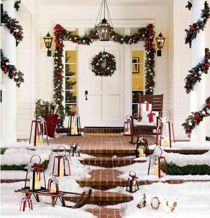 Consejos a tener en cuenta antes de decorar su hogar para - Adornos navidenos para el hogar ...