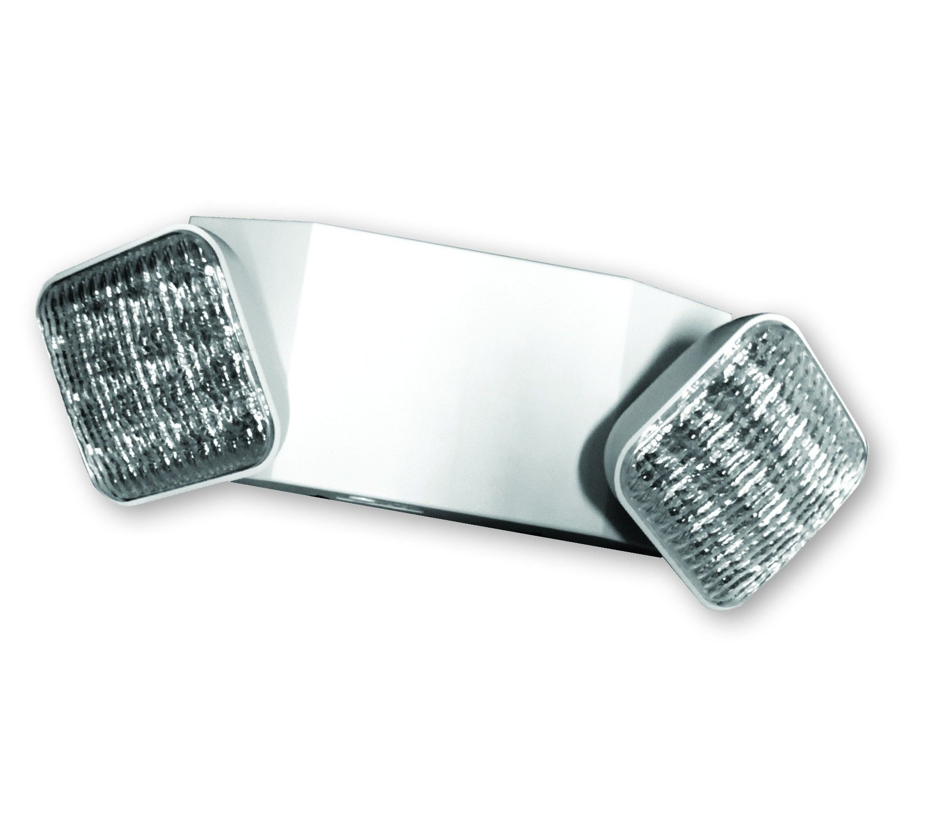 Westgate El 1 Twin Head Led Emergency Light Led Emergency Lights Emergency Lighting Commercial Lighting Fixtures